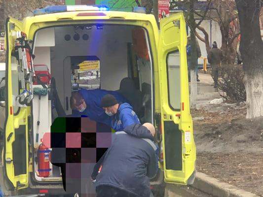 В Тольятти 14-летний подросток попал в больницу после ДТП   CityTraffic