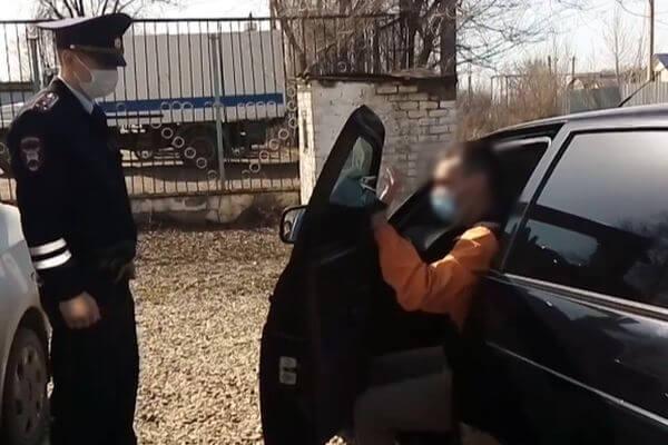 Житель Самарской области оштрафован на 2 тысячи рублей за то, что не снял тонировку со стекол автомобиля | CityTraffic