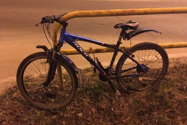 В Тольятти велосипедист попал под колеса транспортера | CityTraffic