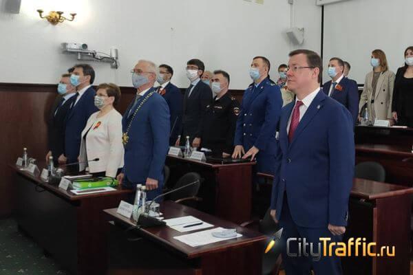 Дмитрий Азаров уверен, что у Николая Ренца получится конструктивный диалог с тольяттинцами | CityTraffic