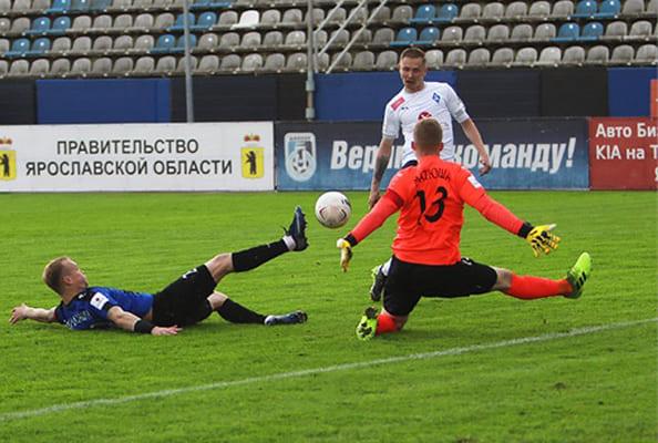 «Крылья Советов» прервали победную серию в ФНЛ, сыграв вничью с «Шинником» | CityTraffic