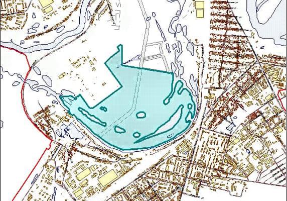 Власти Самары выдали разрешение на планировку территории рядом с озером Дубовый Ерик в Куйбышевском районе | CityTraffic