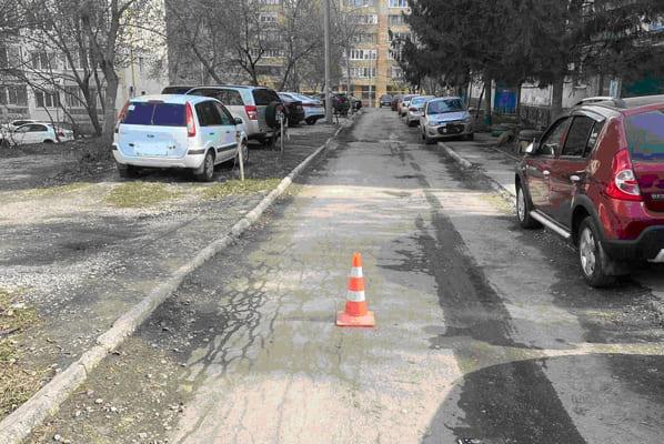 В Самаре 4-летнего мальчика во дворе сбил автомобиль   CityTraffic