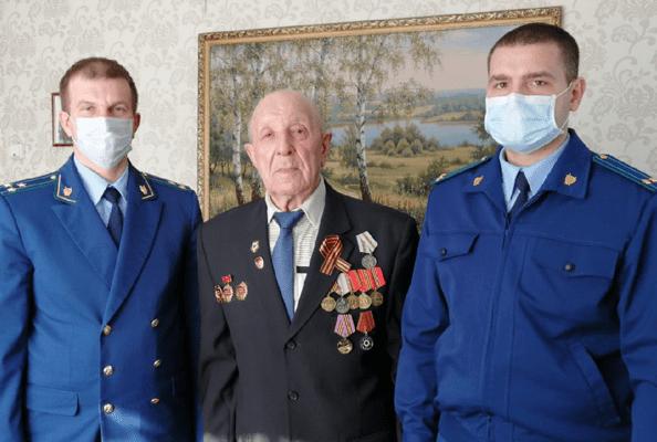 В Самарской области после вмешательства прокуратуры 90-летний ветеран ВОВ получил положенные ему выплаты | CityTraffic