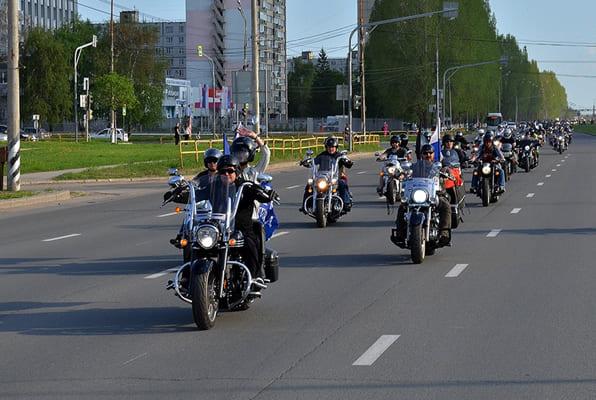 Мотопробег и автокросс состоятся 9 мая в Тольятти | CityTraffic