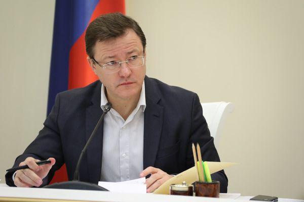 Глава Самарской области провел совещание по ключевым вопросам экологии региона | CityTraffic