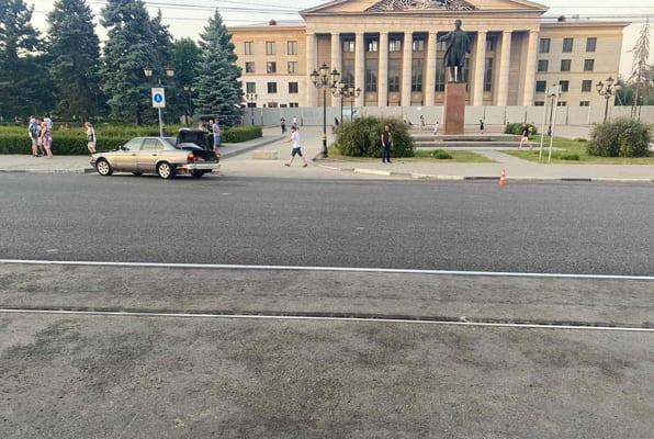 В Самаре водитель BMW насмерть сбил женщину-пешехода | CityTraffic
