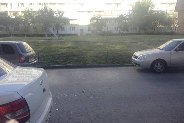 В Тольятти 8-летний мальчик попал под колеса автомобиля | CityTraffic