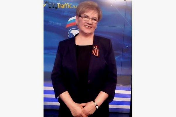 Екатерина Кузьмичева  - лидер избирательной гонки ЕР в Тольятти | CityTraffic