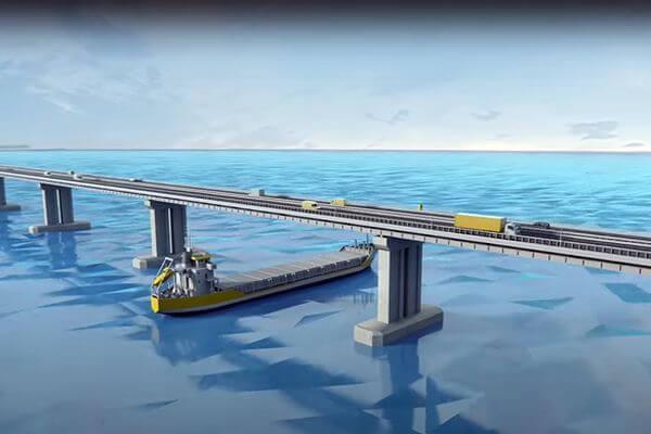 Аудиторы считают, что есть риск нарушения концессионного соглашения по строительству моста черезВолгу