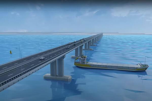 В самарском минтрансе рассказали, с чем были связаны задержки в строительстве моста через Волгу | CityTraffic