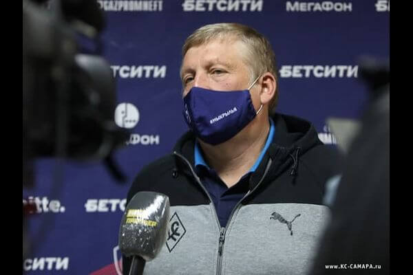 """Игорь Осинькин: """"Наверное, нам еще рано выигрывать"""""""