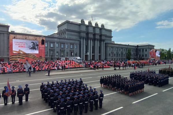 Губернатор поздравил жителей Самарской области с Днем Победы | CityTraffic