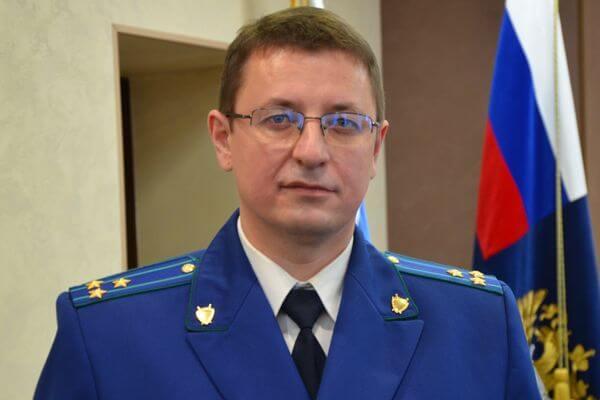 Заместителем прокурора Самарской области стал Дмитрий Смоленцев | CityTraffic