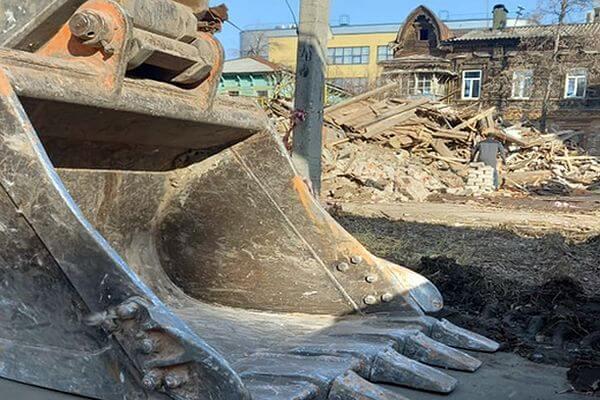 Самарское реготделение ВООПИиК просит власти не допустить сноса исторических зданий вцентре Самары