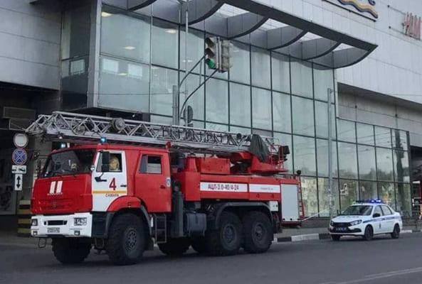 В Самаре восстановлено движение транспорта у ТРК «Аврора» | CityTraffic