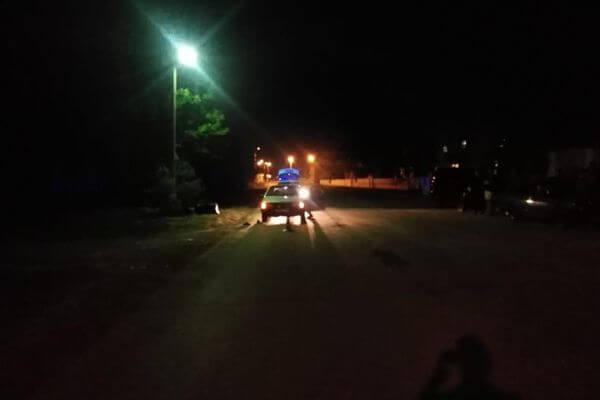 В селе Самарской области сбили пьяного пешехода, стоявшего на дороге | CityTraffic