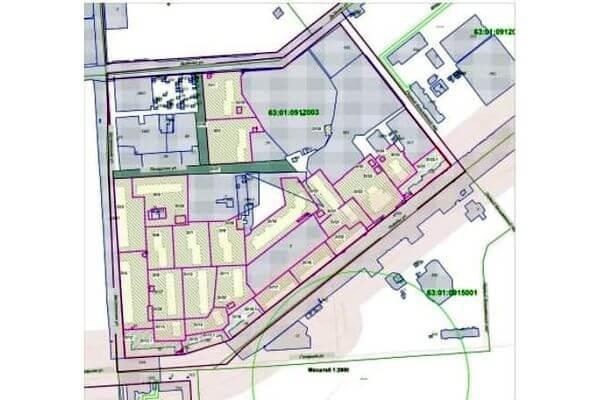 В Самаре скорректируют проект планировки участка в Советском районе   CityTraffic