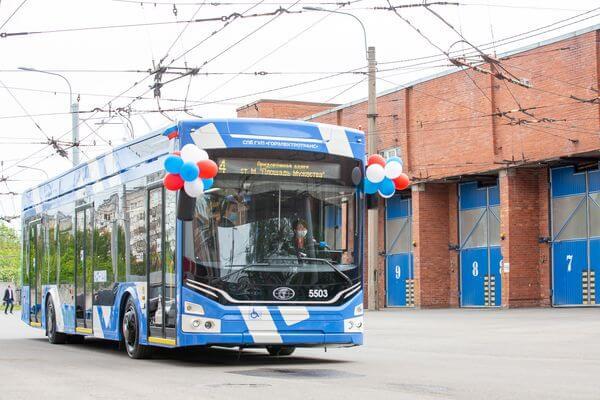 В Самару из Саратова до конца июня 2021 года прибудут 22 троллейбуса | CityTraffic