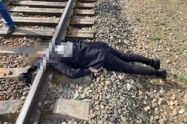 На жд путях в Сызрани нашли тело мужчины без головы   CityTraffic