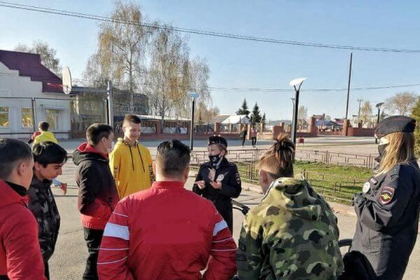 В Самарской области за неделю полиция выявила 16 подростковых групп антиобщественной направленности | CityTraffic
