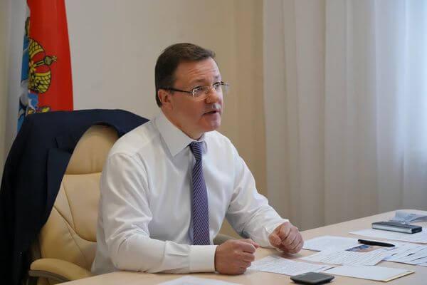 """Губернатор Самарской области поручил проработать """"пробелы"""" вмерах поддержки многодетных семей"""