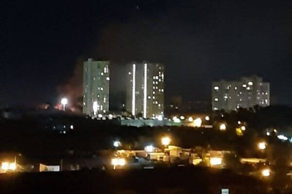 В Самаре 35 человек ночью тушили сараи в Советском районе | CityTraffic