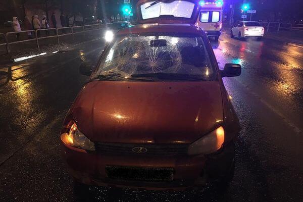На водителя, сбившего женщину в Тольятти, завели уголовное дело | CityTraffic
