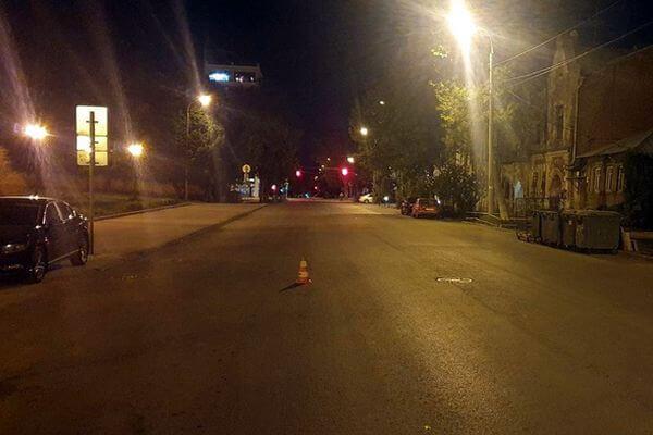 Парень на электросамокате попал под колеса иномарки в Самаре | CityTraffic