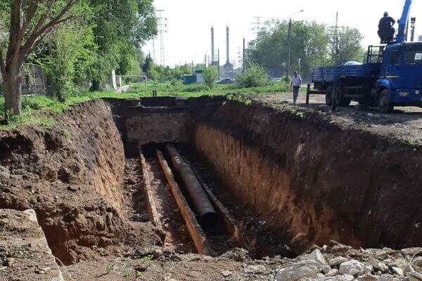 В центре Самары несколько домов останутся без горячей воды из-за повреждения труб у Струковского сада | CityTraffic