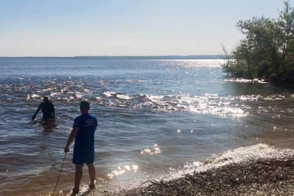 Под Тольятти мужчина погиб, спасая из водоворота на Волге женщину и ребенка | CityTraffic