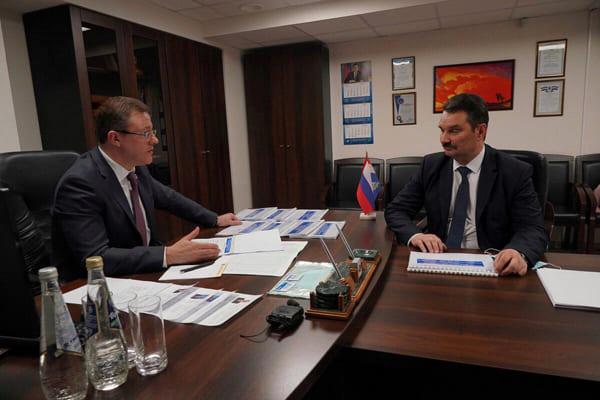 Дмитрий Азаров отметил результативность Шигонского района по исполнению нацпроектов | CityTraffic