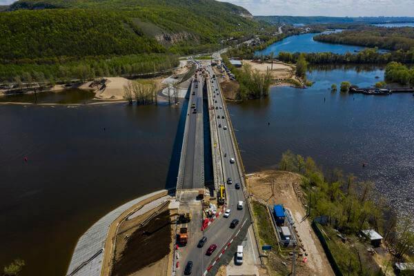 В Самарской области официально открыли движение транспорта по мосту через реку Сок | CityTraffic