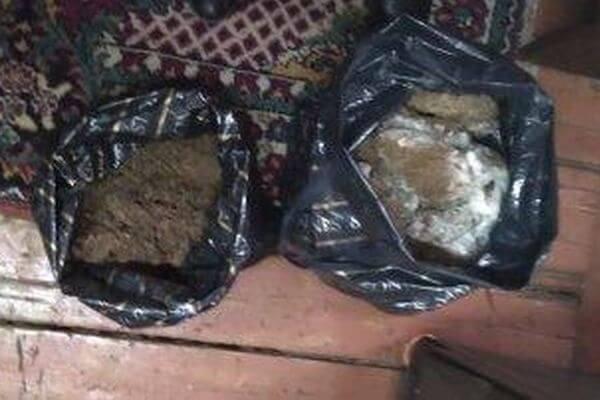 У 18-летнего селянина из  Самарской области нашли 260 граммов марихуаны | CityTraffic