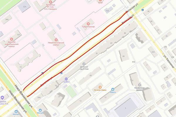 Улицу Вольскую в Самаре начнут ремонтировать в июне 2021 года | CityTraffic