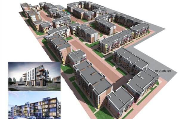 Власти Тольятти выдали разрешение на строительство жилого квартала у Московского проспекта | CityTraffic