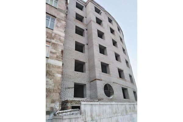 В Самаре оценят возможность доделать пристрой к зданию УФСИН | CityTraffic