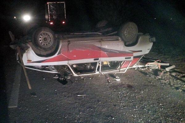 В Тольятти водитель УАЗа умер за рулем, еще два человека попали в больницу в результате аварии | CityTraffic