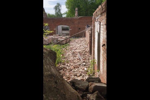 В селе Рождествено Самарской области неизвестные  разрушают памятник архитектуры регионального значения | CityTraffic