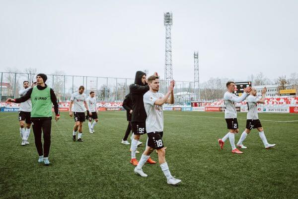 """Тольяттинский """"Акрон"""" поражением завершил дебютный сезон вФНЛ"""