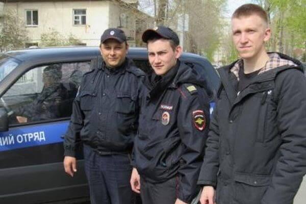 Полиция и казаки поймали кладмена в Новокуйбышевске | CityTraffic