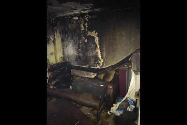 СК проводит проверку из-за гибели жителя Самары в ночном пожаре   CityTraffic