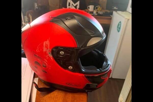 В Самаре опрокинулся мотоциклист   CityTraffic