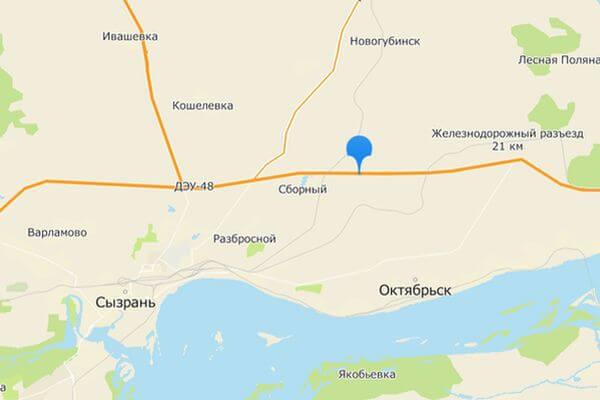 На трассе М-5 в Самарской области столкнулись 6 грузовиков | CityTraffic