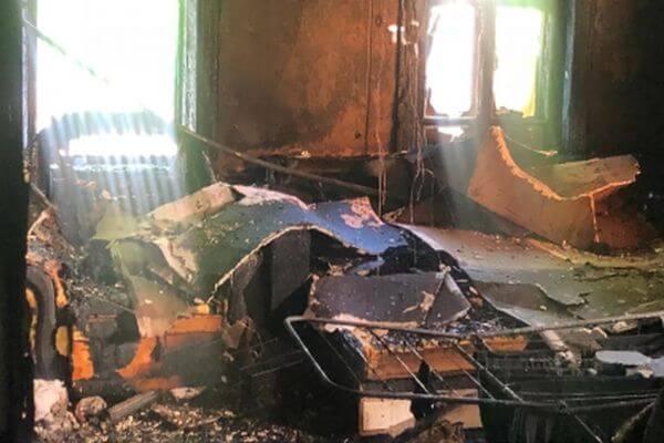 СК возбудил уголовное дело из-за гибели ребенка на пожаре в Самарской области | CityTraffic