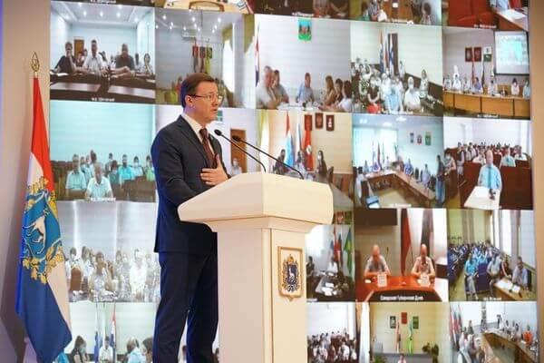Дмитрий Азаров рассказал, какую работу намерено провести правительство Самарской области для улучшения экообстановки в регионе | CityTraffic