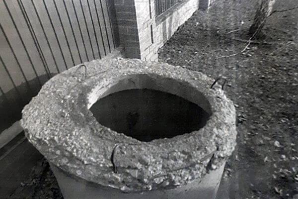 Житель Самарской области украл кольца и крышки канализационных люков   CityTraffic