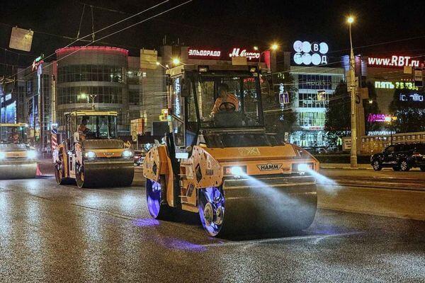 Ремонт проспекта Кирова в Самаре планируют завершить раньше срока | CityTraffic