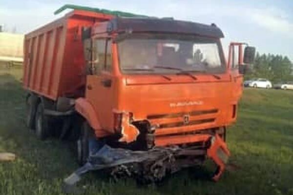Четверым погибшим в ДТП с КАМАЗом в Самарской области было не больше 25 лет   CityTraffic