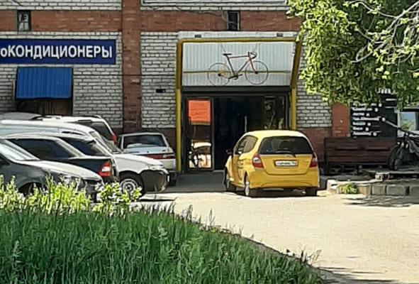 Житель Тольятти сдал в ломбард арендованный велосипед | CityTraffic